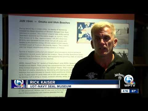 National Navy UDT-SEAL Museum To Host D-Day Event