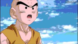 Dragon Ball Super Z Fighters Vs Frieza Army (Krilin is Scared)