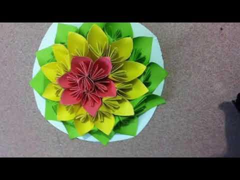 Home Decorative Creative Paper Flowers