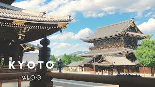 일본 교토 브이로그 | 교토런치 프렌치 이탈리안 코스요…