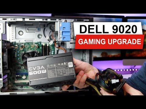 Dell 9020 - $100 Gaming Upgrade