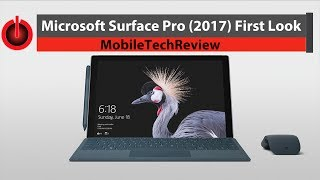 Lisa Gade goes hands-on with the Microsoft Surface Pro, the minor r...