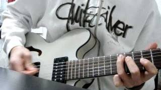 Angels & Airwaves - True Love (Intro) Guitar Cover