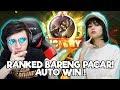 RANKED BARENG PACAR JADI AUTO WIN! - MOBILE LEGENDS INDONESIA