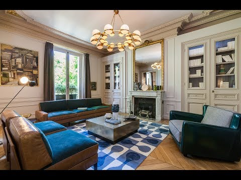 Saint Germain des Pres - Luxury apartment Paris | Gérard Faive Paris | HD