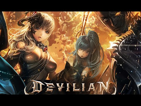 Devilian MMORPG Gameplay First Look