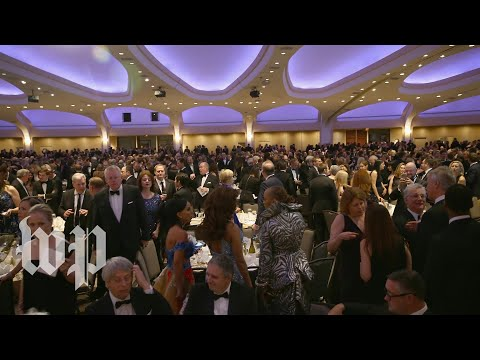 The 2018 White House Correspondents Association Dinner