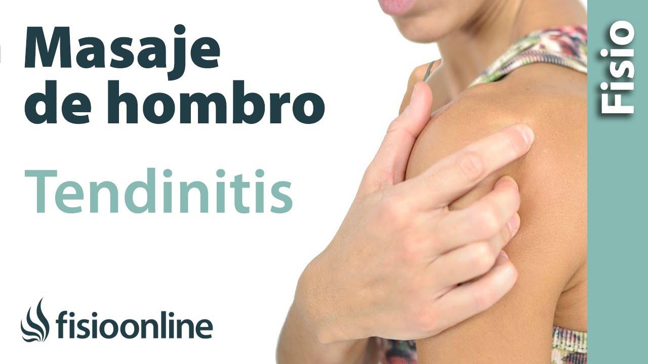 Lesión De Hombro Tendinitis Del Supraespinoso Qué Es Causas Ejercicios Y Tratamiento Fisioonline