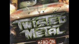 Twisted Metal Head On - Los Angeles
