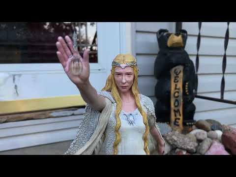 Weta Workshop's The Lady Galadriel at Dol Guldur Statue Review