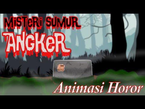 Kartun Horor Lucu - Misteri Sumur Tua Angker
