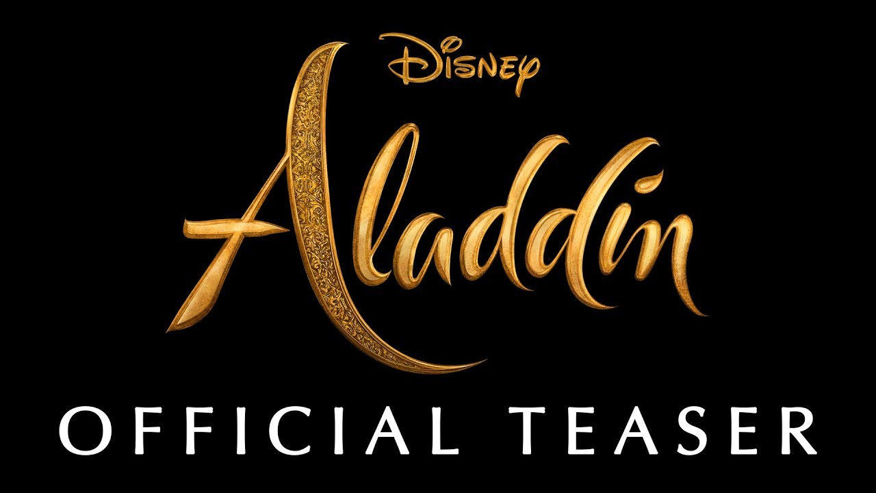 The First Trailer for Disney's Live-Action 'Aladdin' Remake