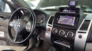 Аудиосистема на Ural Sound в Mitsubishi Pajero Sport