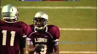 Lontario Collier Stephenson High 2011 Senior Highlights