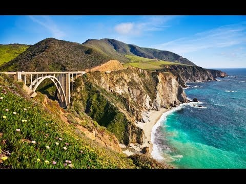 Virtual PCH Road Trip // Part 1 of 6 // Downtown Monterey to Nacimento Road