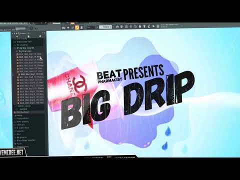 Best Royalty Free Sample Loop Pack 2018 PREVIEW - Big Drip Trap + Stems WAV