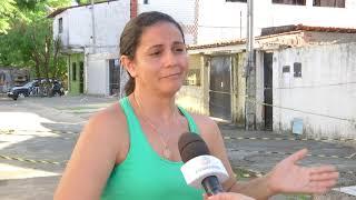 Uma semana depois do desabamento parcial de prédio na Maraponga, moradores seguem sem respostas