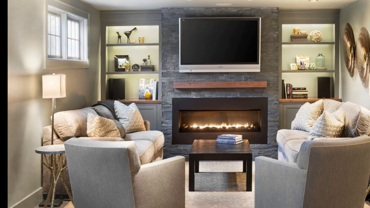 01 Living Room Layout Ideas With Tv And Fireplace Youtube