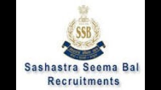 Sashastra Seema Bal | Role of SSB in Hindi