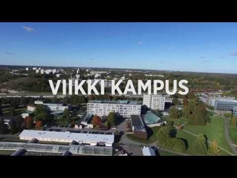 Viikin kampus - Helsingin yliopisto