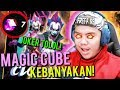 NYOBAIN SKIN MAGIC CUBE TERBARU KAYA JOKER KEREN BANGET!! - Free Fire Indonesia #40