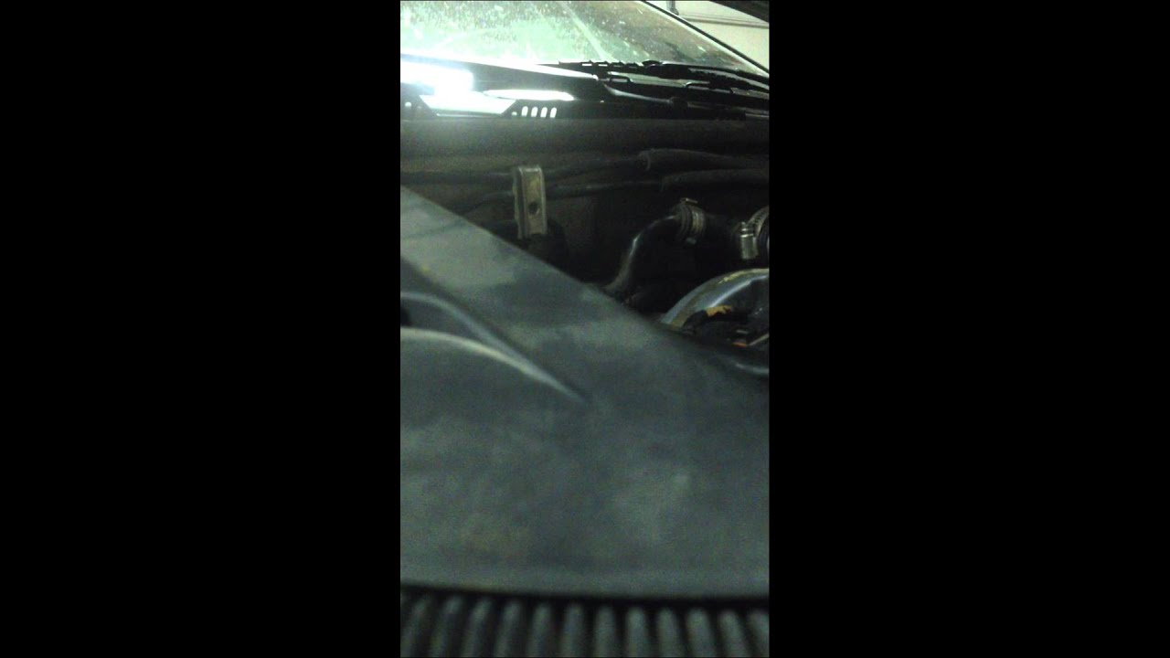 Audi 1 8T engine noise possibile timing chain tensioner