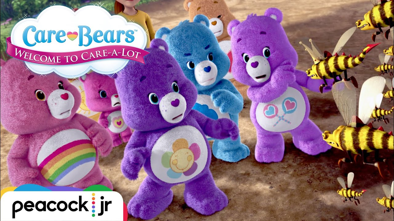Bee Careful! | CARE BEARS: WELCOME TO CARE-A-LOT
