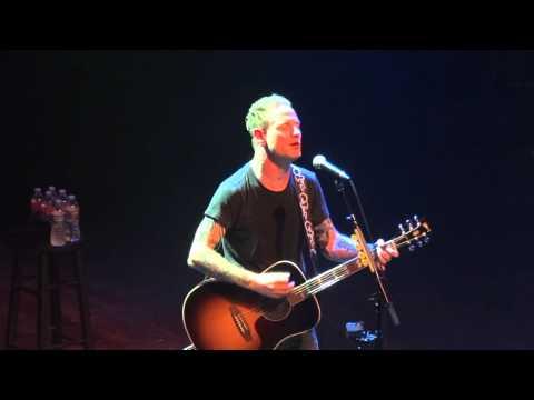 Corey Taylor Live HOB: Pulling Teeth (Green Day)