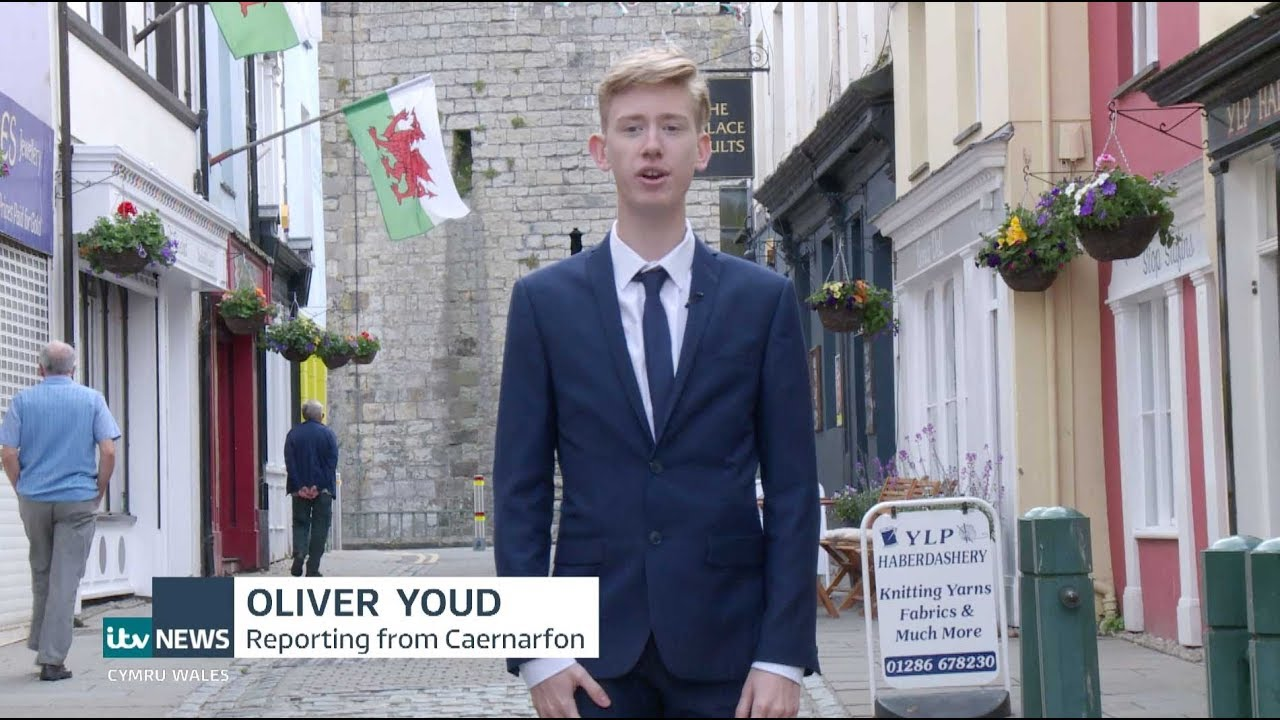Oliver Youd – Wales [Breaking Into News 2018]