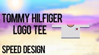 Tommy Hilfiger Logo Tee Speed Design | ROBLOX