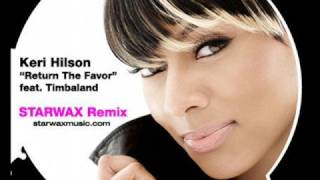 Keri Hilson Ft.Timbaland - Return The Favor Future Pop Remix!