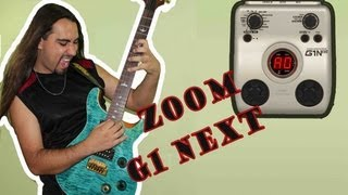 review - Zoom G1 Next - Maycon Priorato