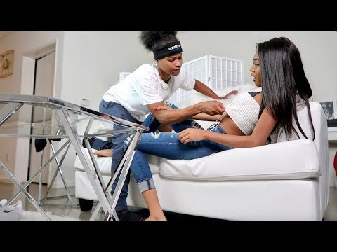 """LET'S GET FREAKY"" PRANK ON KELLIE SWEET!!! *MUST SEE*"