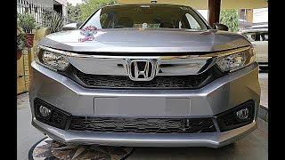 2018 Honda AMAZE S iDtec - Quick Review Interior Exterior