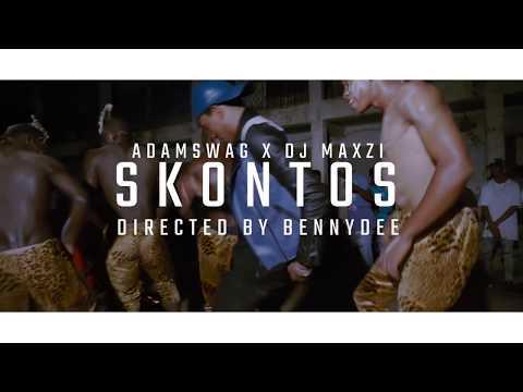 ADAMSWAG X DJ MAXZY. -S K O N T O S- (OFFICIAL VIDEO)