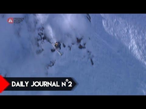 Daily Journal n°2 - FWT18 Xtreme Verbier Switzerland
