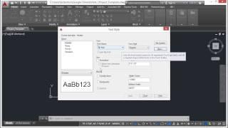 InfiniteSkills Learning Autodesk AutoCAD 2015 - Annotations   Project