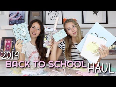 SCHOOLSPULLEN SHOPPEN VOOR HET NIEUWE SCHOOLJAAR! | BACK TO SCHOOL HAUL!