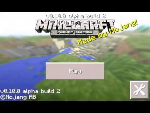 MCPE O.10.0 BUILD 2 APK!!! LINK NA DESCRIÇÃO!!!