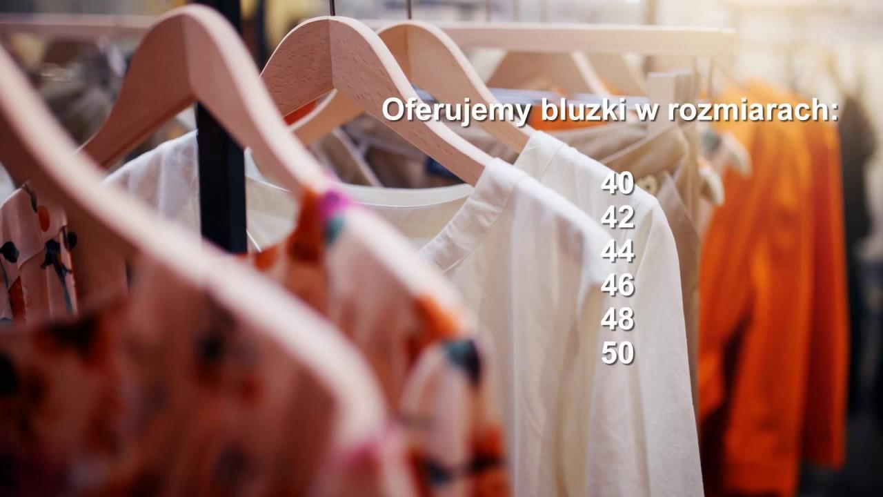 a140064989 Producent odzieży damskiej bluzki Łódź Zeko Moda - YouTube