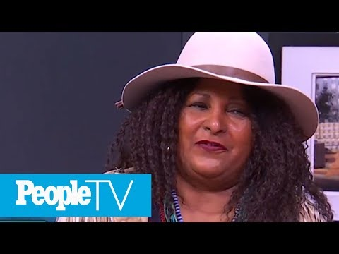 Pam Grier Discusses Her Hilarious 'Night Court' Guest Appearance | PeopleTV | Entertainment Weekly
