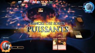 Magic 2014—Duels of the Planeswalkers Gameplay Trailer - French