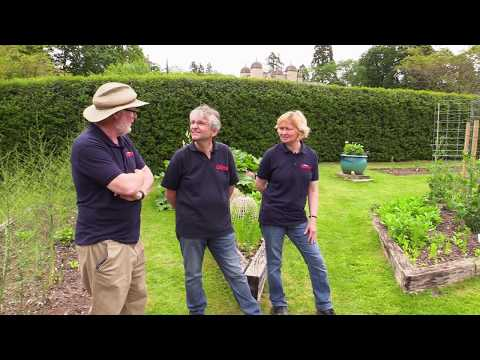Explore Easton Walled Gardens, One Of Lincolnshire's Lost Gardens