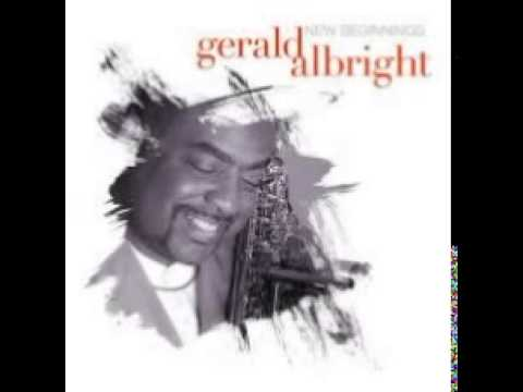 Gerald Albright - I Want Somebody