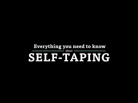 Everything You Need to Know About SelfTaping UPDATED