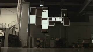 Amazon Suite - Backstage/ Making of - Sax & Videomapping show on Cardboard
