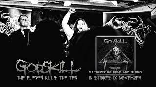 GODSKILL - The Eleven Kills The Ten (official video)
