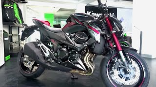 bikes dinos kawasaki z800 2016 review street ride walkaround exhaust note