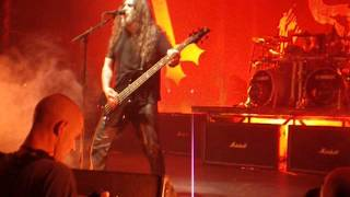 Slayer - Hell Awaits and The Antichrist Live 5-16-14 Front Row!