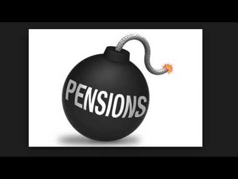 The UK Pensions Deficit Time Bomb.